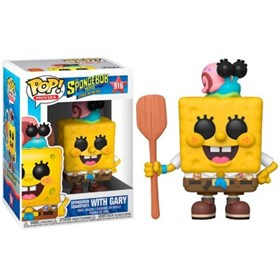 Funko Pop Spongebob Squarepants with Gary #916 - Bob Esponja