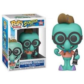 Funko Pop Squidward Tentacles Lula Molusco Tentáculos #918 - Bob Esponja