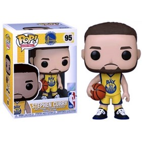 Funko Pop Stephen Curry #95 - Golden State Warriors - NBA
