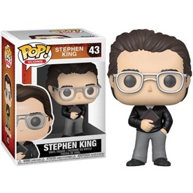 Funko Pop Stephen King #43 - Pop Icons!