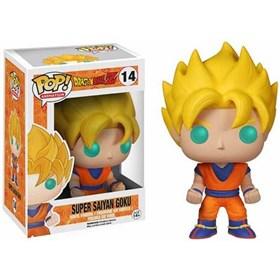 Funko Pop Super Saiyan Goku #14 - Dragon Ball Z