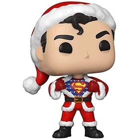 Funko Pop Superman in holiday sweater #353 - DC Comics