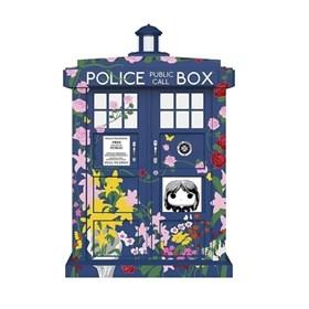 Funko Pop Tardis Clara Memorial #227 - Super Sized 15cm - Doctor Who - Seriados