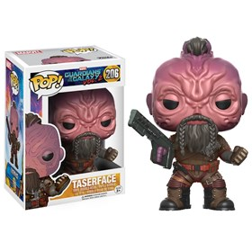 Funko Pop Taserface #206 - Guardiões Da Galáxia 2 - Marvel