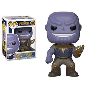 Funko Pop Thanos #289 - Infinity War - Vingadores Guerra Infinita - Marvel
