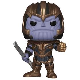 Funko Pop Thanos #453 - Vingadores Ultimato - Marvel