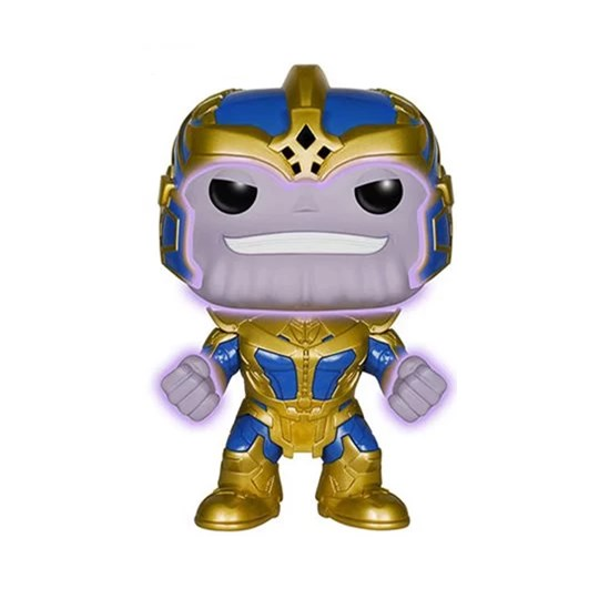 Funko Pop Thanos Exclusive Entertainment Earth #78 - Guardiões da Galáxia - Marvel