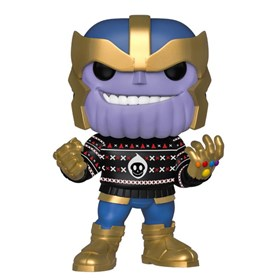 Funko Pop Thanos Holiday #533 Thanos Natal - Marvel