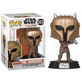 Funko Pop The Armorer #353 - The Mandalorian - Star Wars