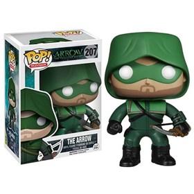 Funko Pop The Arrow - Arqueiro Verde #207 - TV Series - DC Comics