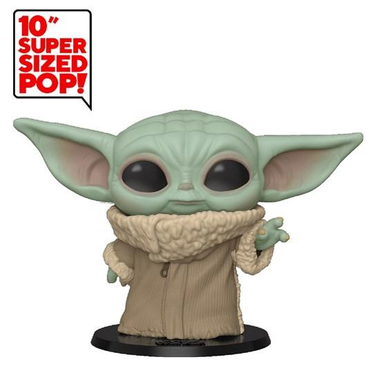Funko Pop The Child Grogu Baby Yoda 25 cm #369 - Mandalorian - Star Wars