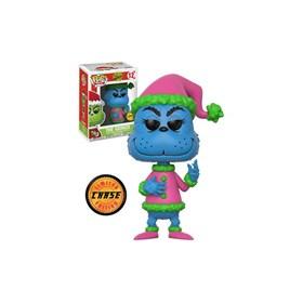 Funko Pop The Grinch Chase Edition #12 - Santa Grinch - Dr. Seuss