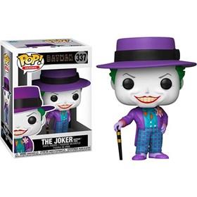 Funko Pop The Joker #337 - Coringa - Batman 1989 - DC Comics