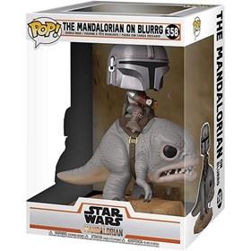 Funko Pop The Mandalorian on Blurrg #358 - The Mandalorian - Star Wars