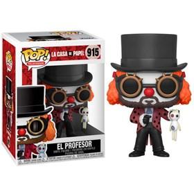 Funko Pop The Professor #915 - La Casa de Papel