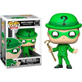 Funko Pop The Riddler #340 - Charada - Batman Forever - DC Comics