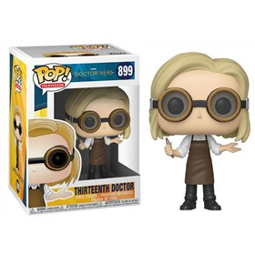 Funko Pop Thirteenth Doctor #899 - 13th Doctor Who - Jodie Whittaker - Seriados