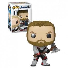 Funko Pop Thor #452 - Vingadores Ultimato - Avengers Endgame - Marvel