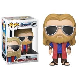 Funko Pop Thor #479 - Avengers Endgame - Vingadores Ultimato - Marvel Heroes