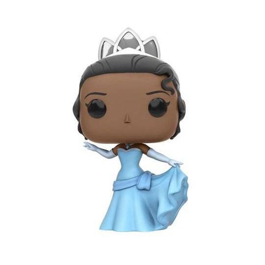 Funko Pop Tiana #224 - A Princesa e o Sapo - Disney