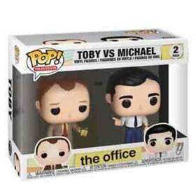 Funko Pop Toby vs Michael #2-Pack - The Office