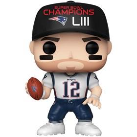 Funko Pop Tom Brady #137 NFL Patriots - Football