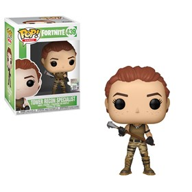 Funko Pop Tower Recon Specialist #439 - Fortnite - Games