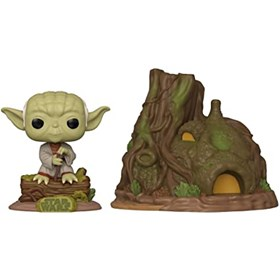 Funko Pop Town Yoda's Hut #11 - Star Wars