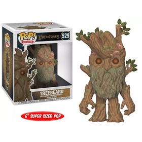 Funko Pop Treebeard #529 - Barbárvore - O Senhor Dos Anéis - Lord of the Rings