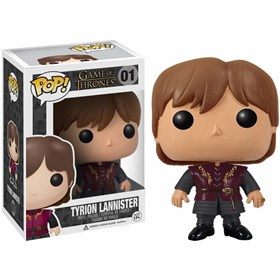 Funko Pop Tyrion Lannister #01 Game of Thrones