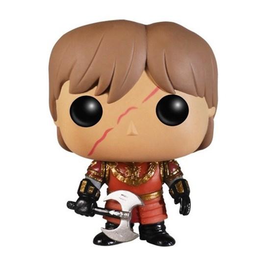 Funko Pop Tyrion Lannister Battle Armor #21 - Game Of Thrones