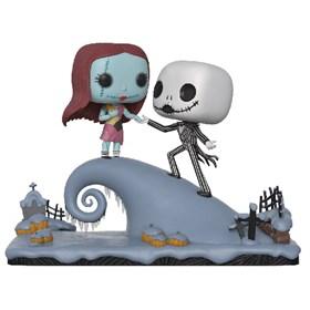 Funko Pop Under the Moonlight Movie Moments #458 - O Estranho Mundo de Jack - Disney