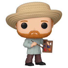 Funko Pop Vincent Van Gogh #03 - Pop Artists!
