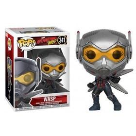 Funko Pop Wasp #341 Vespa - Ant-Man Homem Formiga - Marvel