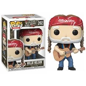 Funko Pop Willie Nelson #202 - Pop Rocks!