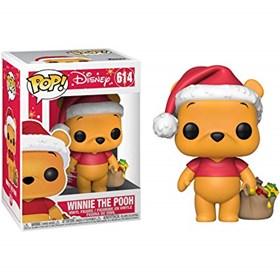 Funko Pop Winnie The Pooh #614 Holiday Natal - O Ursinho Puff - Disney