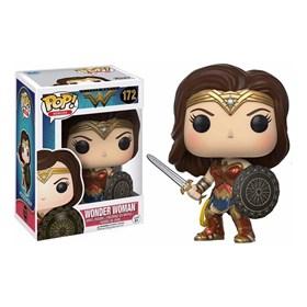 Funko Pop Wonder Woman #172 - Mulher-Maravilha - DC Comics