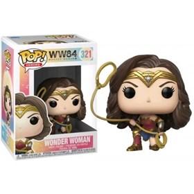 Funko Pop Wonder Woman #321 - Mulher-Maravilha - DC Comics