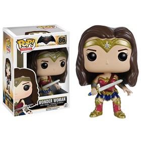 Funko Pop Wonder Woman #86 - Mulher Maravilha - Batman x Superman