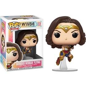 Funko Pop Wonder Woman Flying #322 - DC Comics