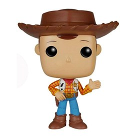 Funko Pop Woody #168 - Toy Story - Disney