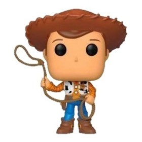 Funko Pop Woody #522 - Sheriff Woody - Toy Story 4 - Disney