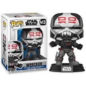 Funko Pop Wrecker #413 - Clone Wars - Star Wars