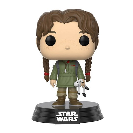 Funko Pop Young Jyn Erso #185 - Rogue One - Star Wars