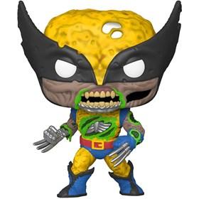 Funko Pop Zombie Wolverine #662 - Marvel Zombies - Marvel