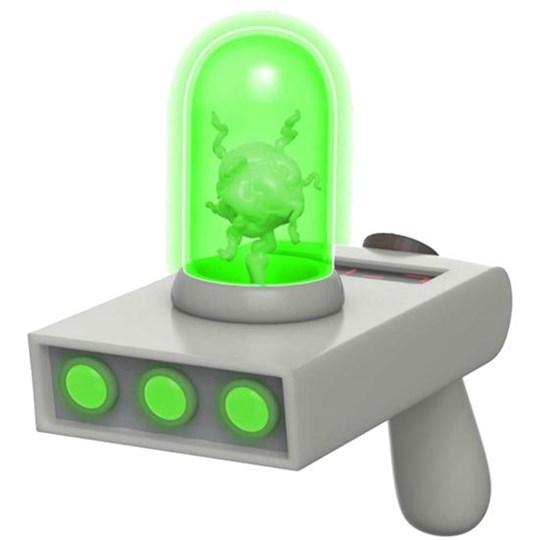 Funko Réplica Portal Gun do Rick com sons e luzes - Rick and Morty