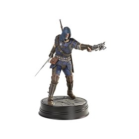 Geralt Grandmaster Feline Figure - The Witcher 3: Wild Hunt - Dark Horse