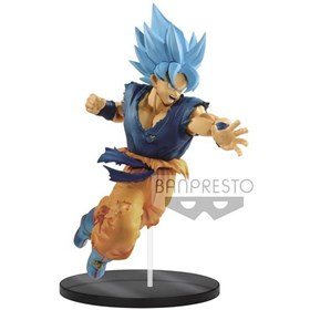 Goku God SSGSS Ultimate Soldiers The Movie Dragon Ball Super Banpresto