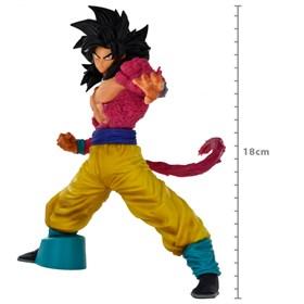 Goku Super Saiyajin 4 Full Scratch Dragon Ball GT Banpresto