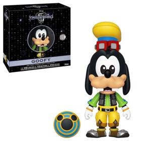 Goofy 5 Star Vinyl Figures Funko - Pateta Kingdom Hearts 3 - Disney